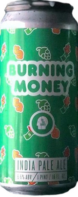 Thin Man Brewery Burning Money