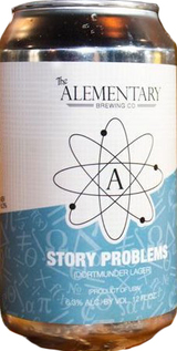 The Alementary Brewing Co. Story Problems