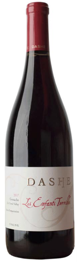 Dashe Cellars Les Enfants Terribles Grenache 2017
