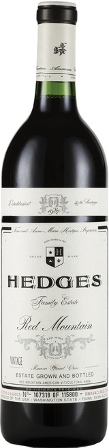 Hedges Red Mountain Cabernet Sauvignon 2016