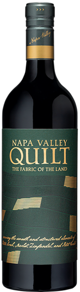 Quilt Fabric of the Land Red Blend 2017