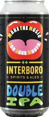 Interboro Make the Music For Your Mouth DIPA