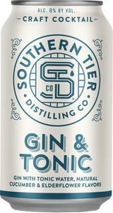 Southern Tier Distilling Gin & Tonic