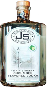 Jersey Spirits Distillery Main Street Cucumber Vodka