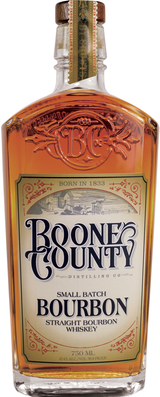 Boone County Distilling Small Batch Bourbon