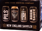 Lord Hobo Brewing New England Sampler