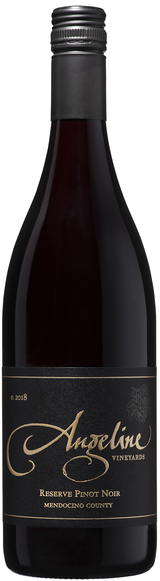 Angeline Reserve Pinot Noir 2018