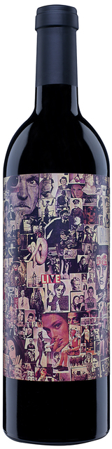 Orin Swift Abstract Red 2018