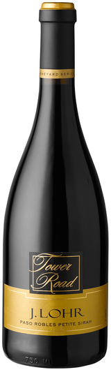 J. Lohr Tower Road Petite Sirah 2016
