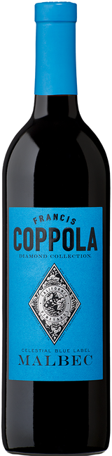 Francis Ford Coppola Diamond Series Celestial Blue Label Malbec 2017