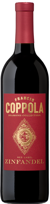 Francis Ford Coppola Diamond Series Red Label Zinfandel 2017