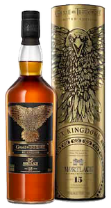 The Game of Thrones Whisky Collection Mortlach Six Kingdoms Single Malt Scotch Whisky 15 year old