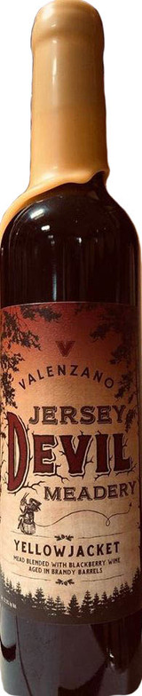 Valenzano Jersey Devil Mead Yellow Jacket