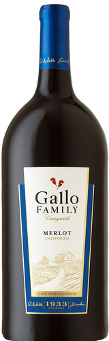 Gallo Family Vineyards Merlot NV