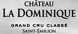 Chateau La Dominique Saint Emilion 2009