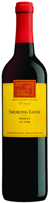 Smoking Loon Merlot 2012