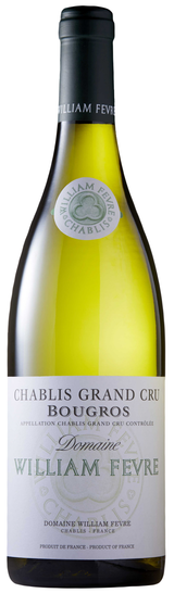 Domaine William Fèvre Chablis Bougros 2017