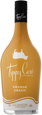 Tippy Cow Orange Rum Cream