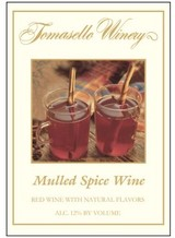 Tomasello Mulled Spice Wine NV