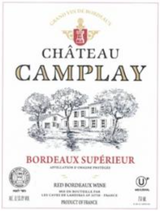 Chateau Camplay Bordeaux Superieur 2018