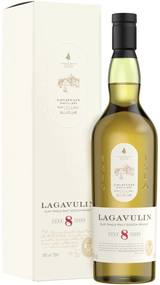 Lagavulin Single Malt Scotch Whisky 8 year old