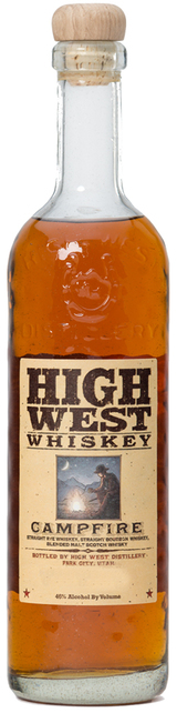High West Distillery Campfire Whiskey