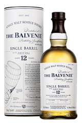 Balvenie Single Barrel Single Malt Scotch Whisky 12 year old