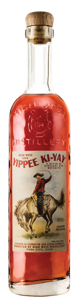High West Distillery Yippee Ki Yay Blended Straight Rye Whisky