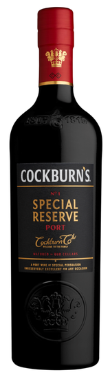 Cockburn's Special Reserve Port