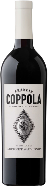 Francis Ford Coppola Diamond Series Ivory Label Cabernet Sauvignon