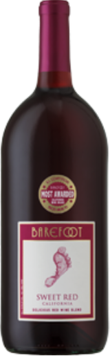 Barefoot Sweet Red NV