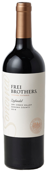 Frei Brothers Reserve Zinfandel 2015