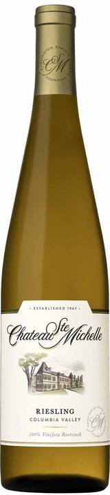 Chateau Ste. Michelle Columbia Valley Riesling 2018