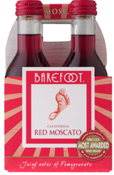 Barefoot Red Moscato