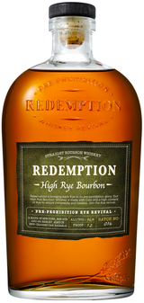Redemption High-Rye Bourbon