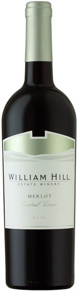 William Hill Central Coast Merlot 2016