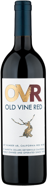 Marietta Old Vine Lot 68 Red