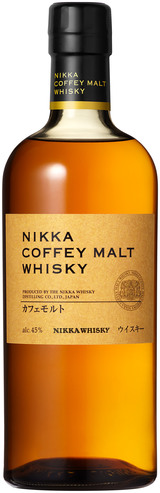 Nikka Coffey Malt Japanese Whisky