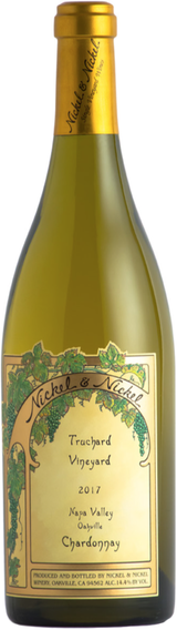 Nickel & Nickel Truchard Vineyard Chardonnay 2017