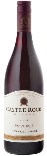 Castle Rock Central Coast Pinot Noir 2018