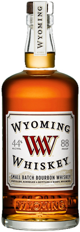 Wyoming Whiskey Small Batch Bourbon Whiskey