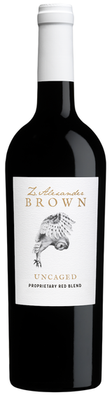 Z. Alexander Brown Uncaged Proprietary Red 2016