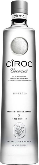 Cîroc Coconut Vodka