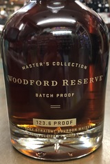 Woodford Reserve Master's Collection Batch Proof Kentucky Straight Bourbon Whiskey