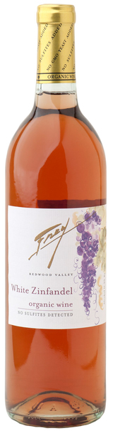Frey Vineyards Organic White Zinfandel