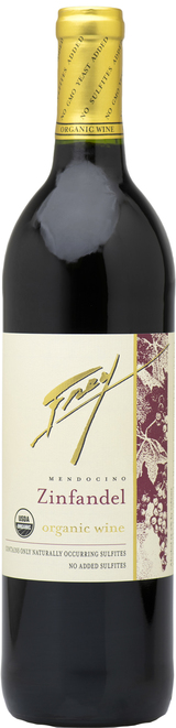 Frey Vineyards Organic Zinfandel 2017