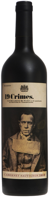 19 Crimes Cabernet Sauvignon 2018