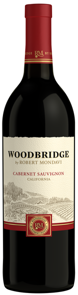 Woodbridge by Robert Mondavi Cabernet Sauvignon 2015