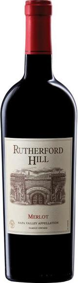 Rutherford Hill Merlot 2015