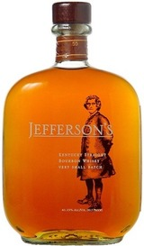 Jefferson's Very Small Batch Kentucky Straight Bourbon Whiskey
